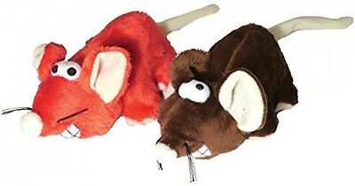 Jolly Moggy Cheeky Mouse Toy With Catnip, X-Large