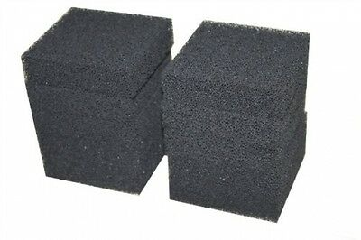 Generic Carbon Foam Filter Pads Fish Tanks Fits Juwel Compact (Pack Of 12)