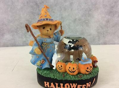CHERISHED TEDDIE Time To Brew Up Some Batty Fun figurine 4003713 Halloween NEW
