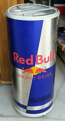 Red Bull Fridge Cooler