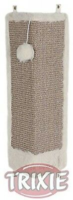 Trixie My Kitty Darling Scratching Post For Corners, 31 X 60 Cm, Cream
