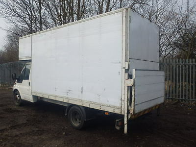 Ford Transit 350 Lwb Td 2.4 Luton Box Body Lwb  Breaking