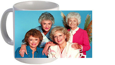 The Golden Girls 'sitcom Cast' Mug. Brand New.