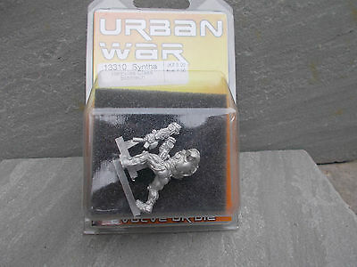 Urban War/Mammoth/Void-(WH40K Sevitor).Syntha Hercules class Biomech mint oop