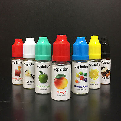 Vapiation Flavor Concentrates 6pc X 10ml Pick Your Own. Ship from Canada