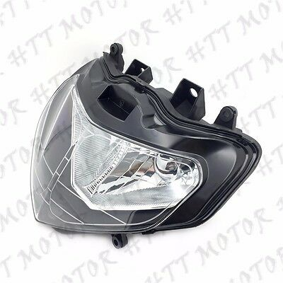 Clear Front Headlight lamp Assembly For Suzuki GSX-R600 GSXR 600 2001-2003 2002