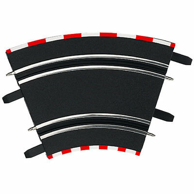CARRERA Go Track High Banked Curve 1/45 (4) incl supports 61612