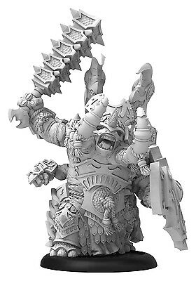 Hordes Skorne Tiberion Titan Heavy Warbeast (resculpt PIP74097) Used Out of Box