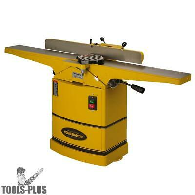 "Model 54HH 6""Jointer PLUS Helical Cutterhead Powermatic 1791317K New"