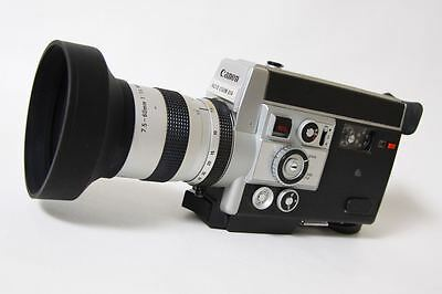 CANON 814 Electronic Super 8MM MOVIE CAMERA - EXCELLENT CONDITION