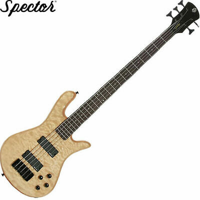 Spector Legend Classic 5 String Natural Oil Stain Bass Guitar