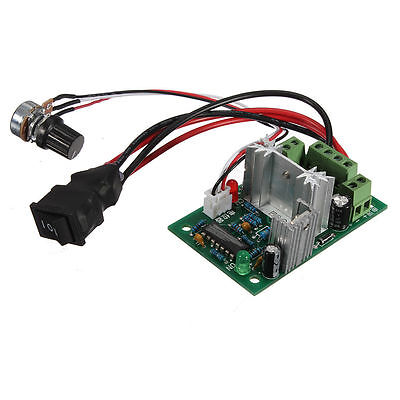 Speed Controller PWM controller 2 Switch Controller Motor DC10V-30V CP