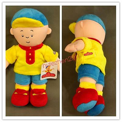 """12"""" Caillou Rosie Plush Toy Kids Stuffed Cartoon Doll Toy Cute Soft Toy"""