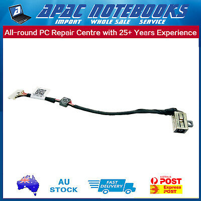 DC Power Input Jack with Cable For Dell Inspiron 15-5000 15-5555 15-5558