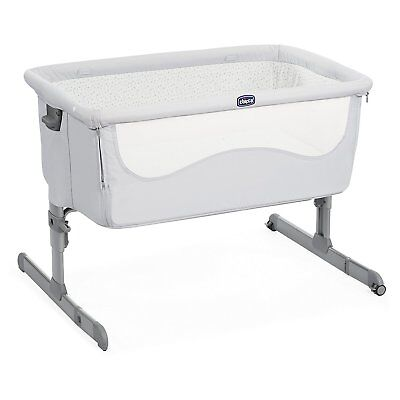 Chicco Mini Lettino Culla co-sleeping Next2Me - Dove Grey