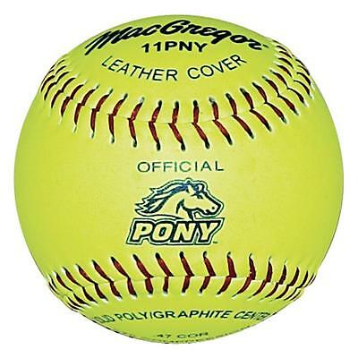 MacGregor Pony Approved 11 Inch Softball