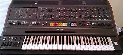Yamaha CS80 synthesizer in excellent condition (+ CS50 for free)