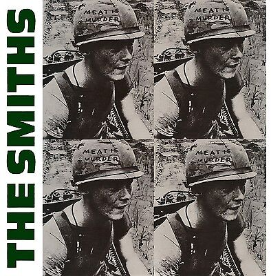 The Smiths Meat is Murder - 24x24 Album Artwork Fathead Poster