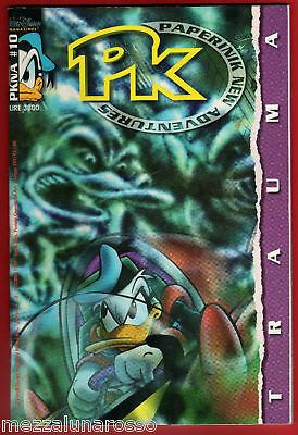 Pk 10 - Paperinik New Adventures Walt Disney