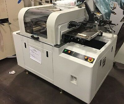 Milara ST2929 Semi-Automatic Screen Printer