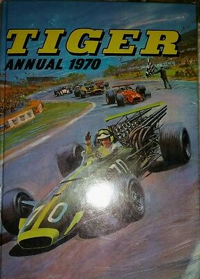 Tiger Annual 1970 - Excellent Condition