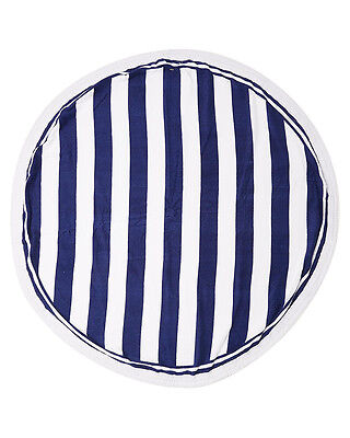 New O'neill Women's The Dome Round Towel Cotton Womens Beach Pool Bath Absorbent