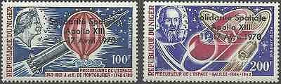 Timbres Cosmos Niger PA129/30 * lot 3024