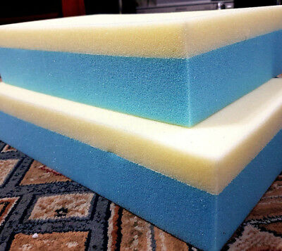 foam Sheets(Make Your Own Mattress)  firm foam and soft foam  with memory foam