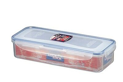 315556 HPL842 Lock & Lock HPL842 Multi-Use Food-Storage Box 1.0 L & Drain Grate