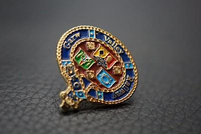 Garw Valley Railway Lapel Pin Badge