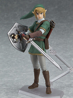 figma The Legend of Zelda: Twilight Princess Link DX Edition Pre-Order