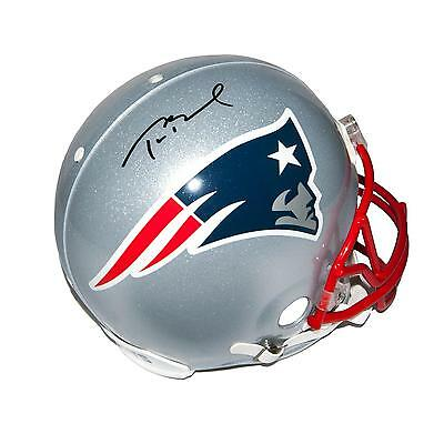 Tom Brady Autographed New England Patriots On-Field Authentic Proline Full Size