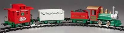 Bachmann 90198 G Scale North Pole Express Christmas Train Set