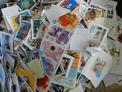 Australian Stamps Kiloware 2kg 60 Cents and Under