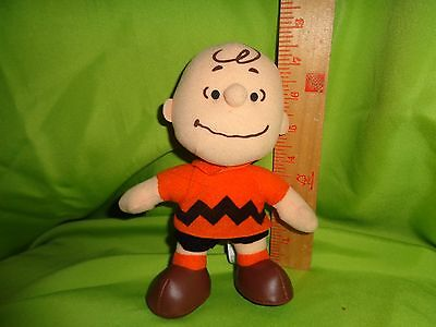 PEANUTS charlie brown SMALL plush stuffed toy doll