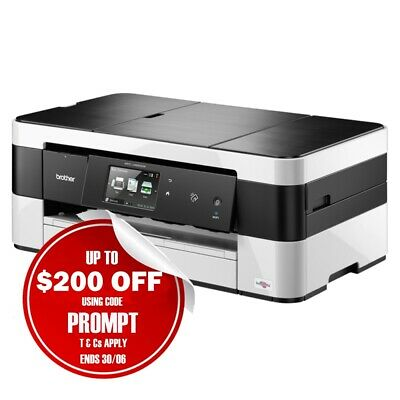 Brother MFC-J4620DW All-in-One Wireless Color Inkjet Printer+BONUS:$20 CASHBACK