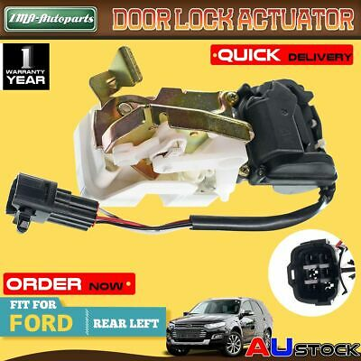 For Ford Territory SX SY TX 2004-2011 Rear Left Door Lock Actuator SXA26413B