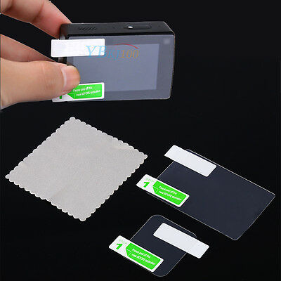 LCD Display Screen Protective Film Accessory For Xiaomi Yi 2 4K Action Camera