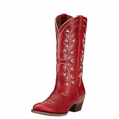 ARIAT - Women's Desert Holly Boots - Rosy Red - ( 10017350 ) - New