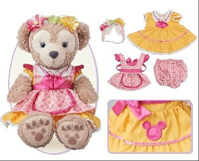 ShellieMay Spring Outfit Set Tokyo Disney Sea Easter Costume Duffy fair 2015