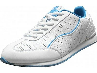 Lawn Bowls Drakes Pride Cosmic Ladies Bowls Trainer Leather - Brand New In Box