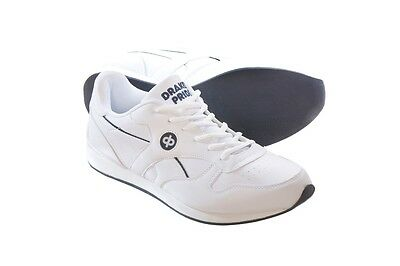 Lawn Bowls Drakes Pride Solar Unisex Trainer Style Bowls Shoe - Brand New In Box