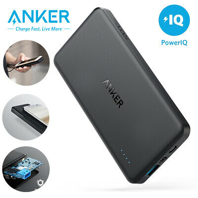 Anker PowerCore Speed 10000 QC Qualcomm QC 3.0 Charger with Power IQ Power Bank