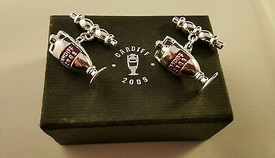 Ashes Cuff links - Cardiff 2009 - Cricket