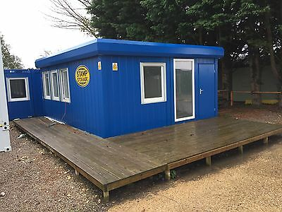 portable building, sales office, home office, cabin.