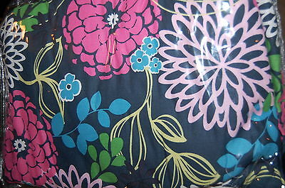 Sheffield Home  Ironing Board Cover And Pad Navy  Floral Nip