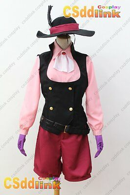 Persona 5 Haru Okumura Cosplay Costume with gloves