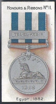Taddy-Honours & Ribbons-#11- Quality Military Medals Card!!!