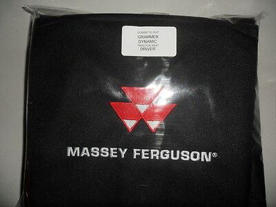 massey ferguson  tractor ,grammer seat cover with logo  msg95/741