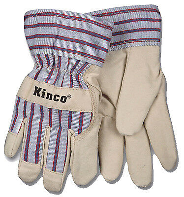 KINCO INTERNATIONAL - Work Gloves, Suede, Fleece-Lined, Child's Ages 3-6